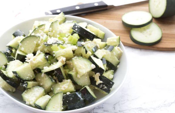 Cucumber-Feta-Salad