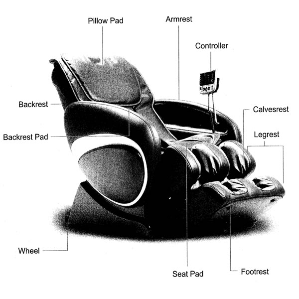 cozzia massage chair reviews wedding tables and chairs ideas feel good 16027 recliner |
