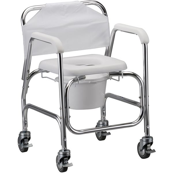 chair with wheels windsor back chairs commode shower wheelchairs click to enlarge