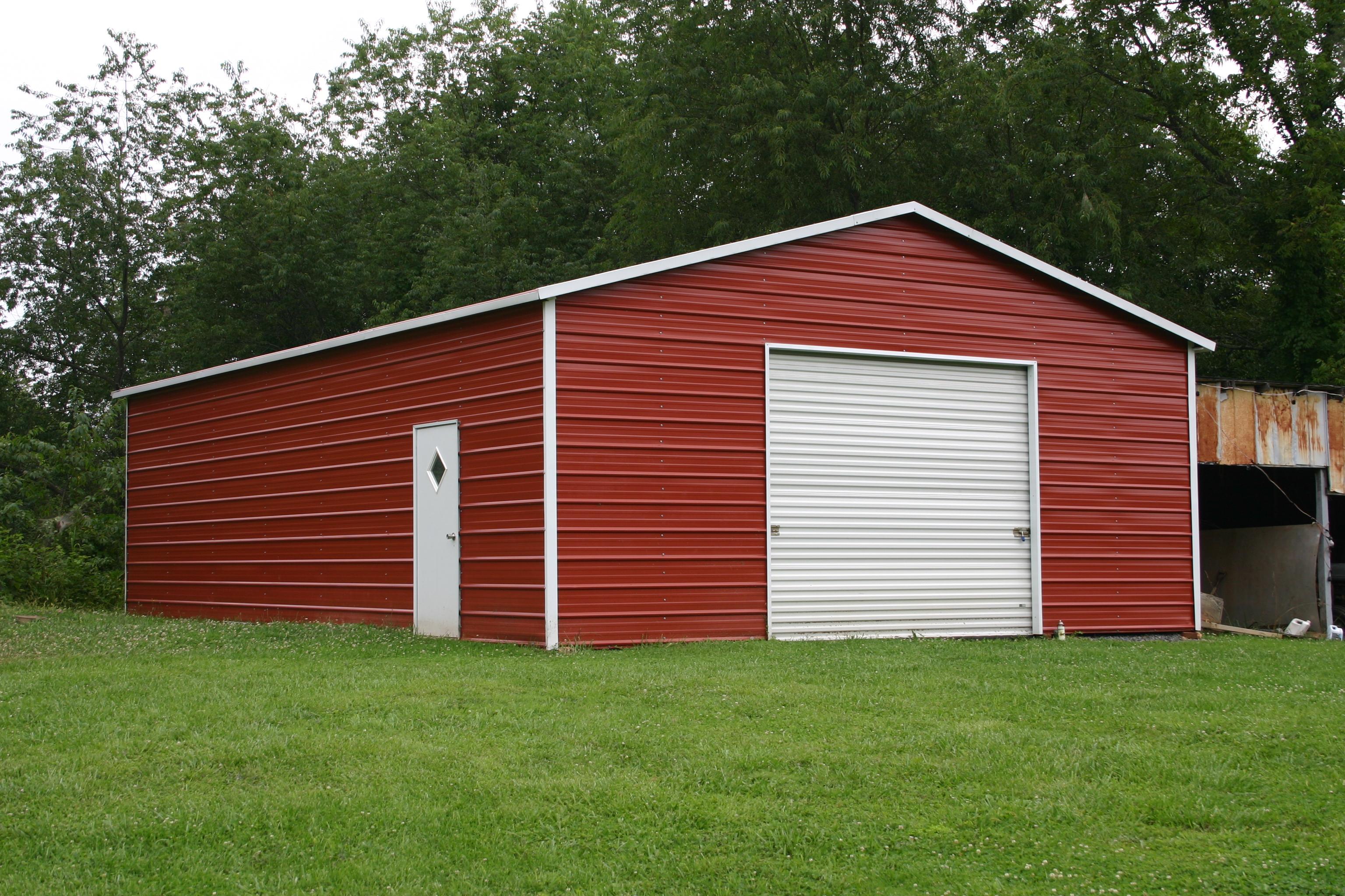 Metal Carports Halls Crossroads TN  Halls Crossroads Tennessee Carports