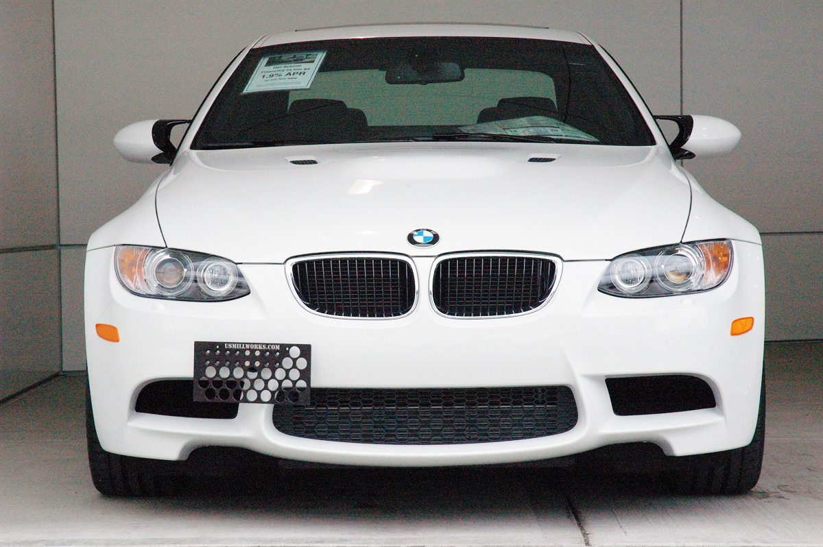 hight resolution of e92 m3