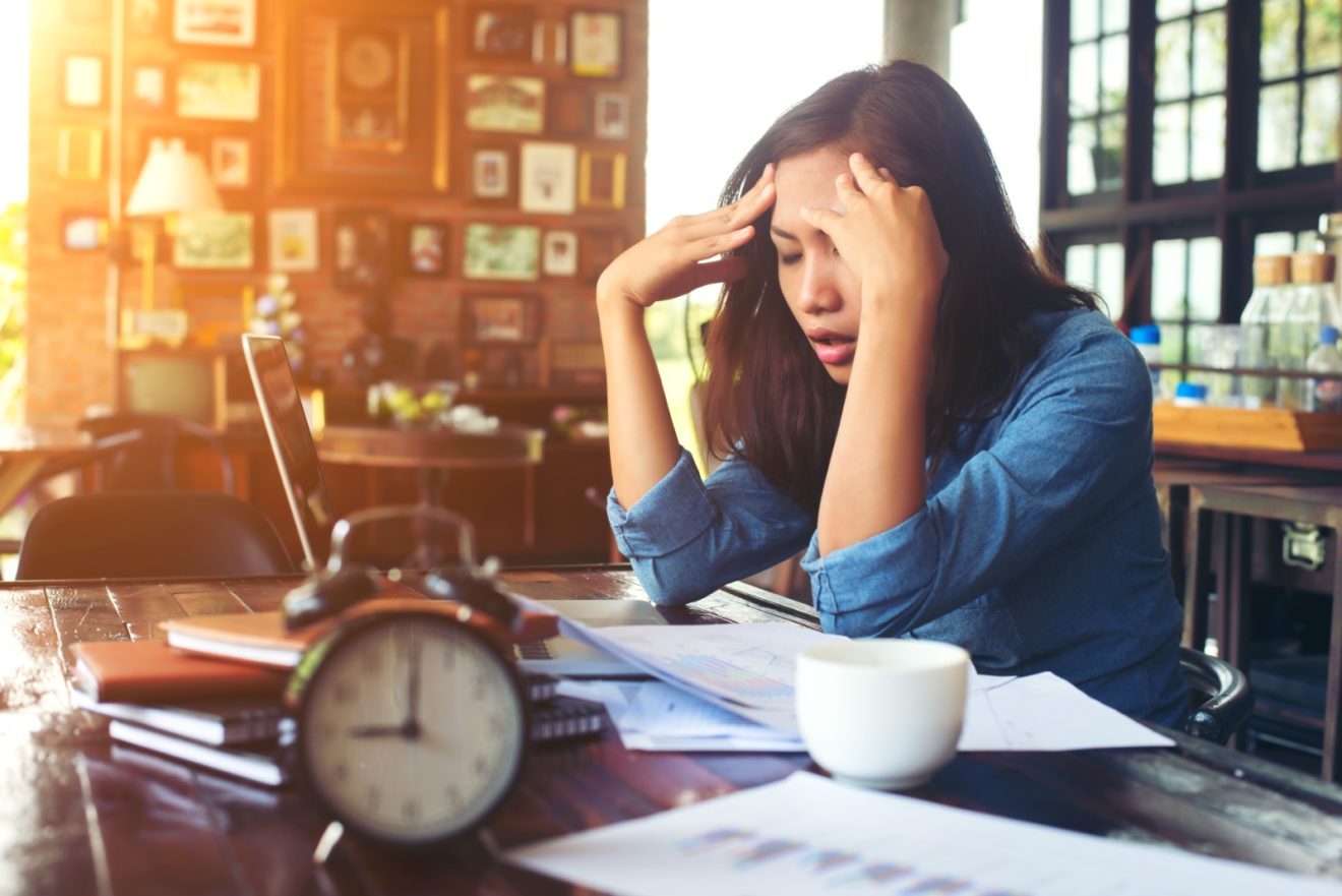 How stress affects energy levels