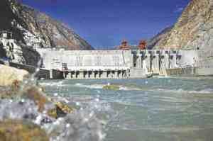 चीनले भारत भएर बग्ने ब्रम्हपुत्र नदीको प्रवाह रोक्यो