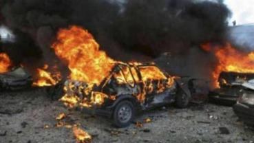 कारबम आक्रमणमा २५ को मृत्यु सरकारी बमबारीमा २५ सर्वसाधारणको मृत्यु
