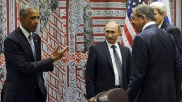रसियाविरुद्ध कारबाही गर्ने ओबामाको प्रतिज्ञा।