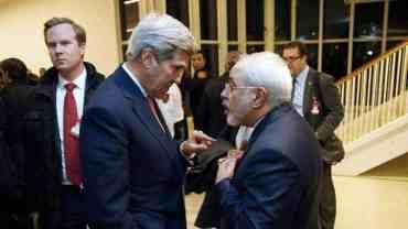 इरानद्वारा अमेरिकालाई आणविक सम्झौता कार्यन्वयन नगरेको आरोप।