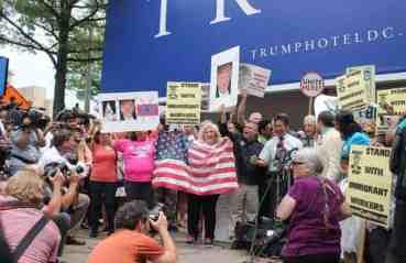 अमेरिकामा ट्रम्पको विरोधमा प्रदर्शन, २०० भन्दा धेरै प्रदर्शनकारी गिरफ्तार।