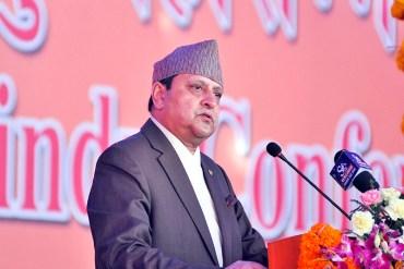 """जन्मदिनमा पूर्वराजाले भने :- 'नेपाली हामी रहौंला कहाँ नेपालै नरहे"""""""