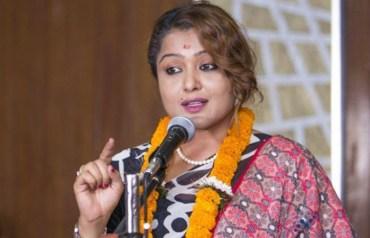राप्रपा काठमाण्डौको उपमेयरबाट रेखा थापा आउट