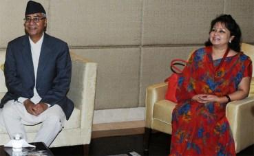 आरजुलाइ पार्टी सभापति देखि प्रधानमन्त्री बनाउने योजनामा शेरबहादुर देउवा
