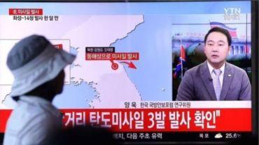 उत्तर कोरियाले पुनः बलेस्टिक क्षेप्यास्त्र परीक्षण गरेपछि राष्ट्रसंघ सुरक्षा परिषद्को आकस्मिक बैठक