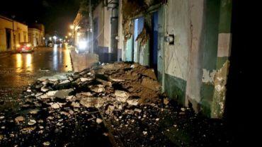 मेक्सिकोमा ८.१ म्याग्निच्यूडको भूकम्प,सुनामीको चेतावनी