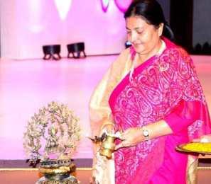 एनआरएनको आठौं विश्व सम्मेलन काठमाडौंमा सुरु,राष्ट्रपतिद्धारा उद्घाटन
