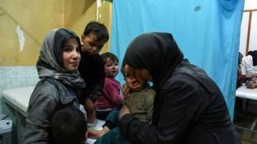 युद्धग्रस्त सिरिया संकट: सिरियाली महिलाहरु राहत सामग्रीसँग यौन साट्न बाध्य