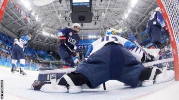 अमेरिका विन्टर ओलम्पिकको फाइनलमा