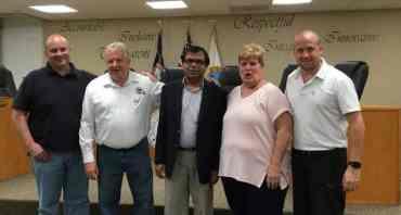 मधु पन्थी नगर परिषद सदस्यमा निर्वाचित