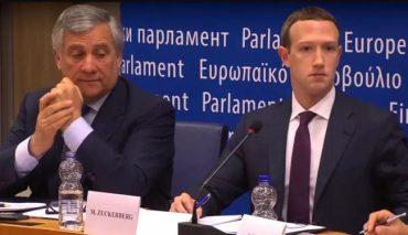 मार्क जुकरबर्गले संसद् समक्ष माफी मागे