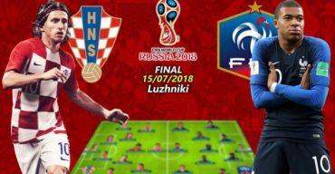 कसले जित्ला विश्वकप : फ्रान्स र क्रोएसियाको इतिहास रच्ने लक्ष्य