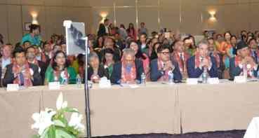 एनआरएनए युरोप क्षेत्रीय बैठकद्वारा १५ बुँदे घोषणापत्र जारी