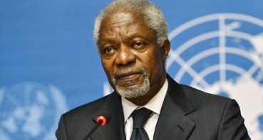 संयुक्त राष्ट्रसंघका पूर्व महासचिव अन्नानको मृत्यु