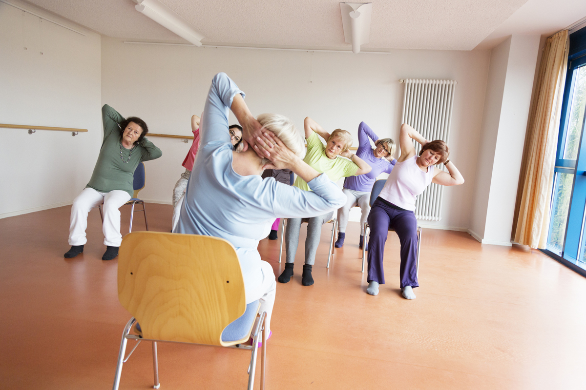 chair exercises for seniors pdf high that sits on retirement