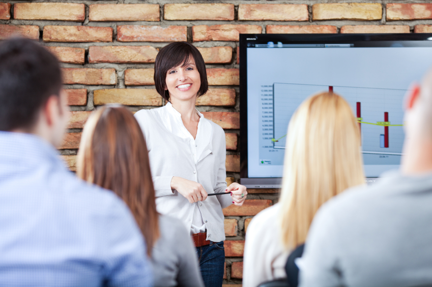 4 Steps to Giving Effective Presentations  On Careers  US News