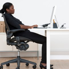 Office Chair Posture Tips Pool Lounge Cushions 7 Ways To Improve Your Wellness Us News