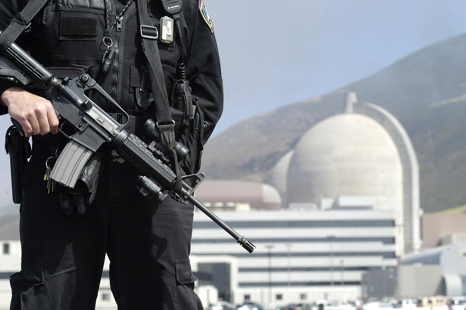 Security Guard Careers Advice