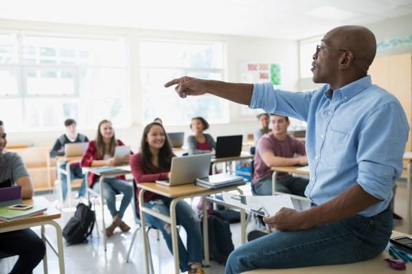 3 Spring -' High School Ap Teachers