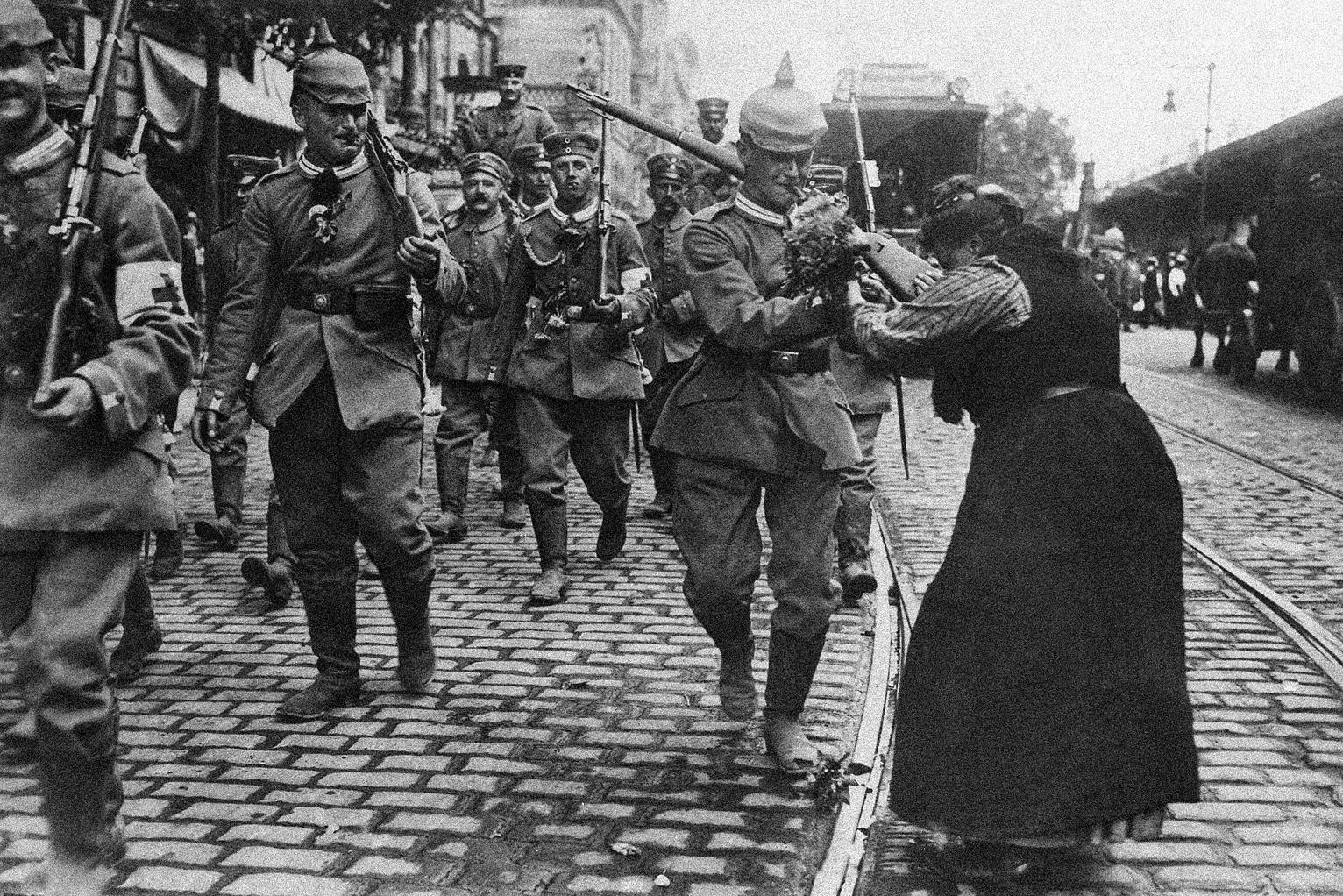 World War I the 1920s and Modern Cool  US News