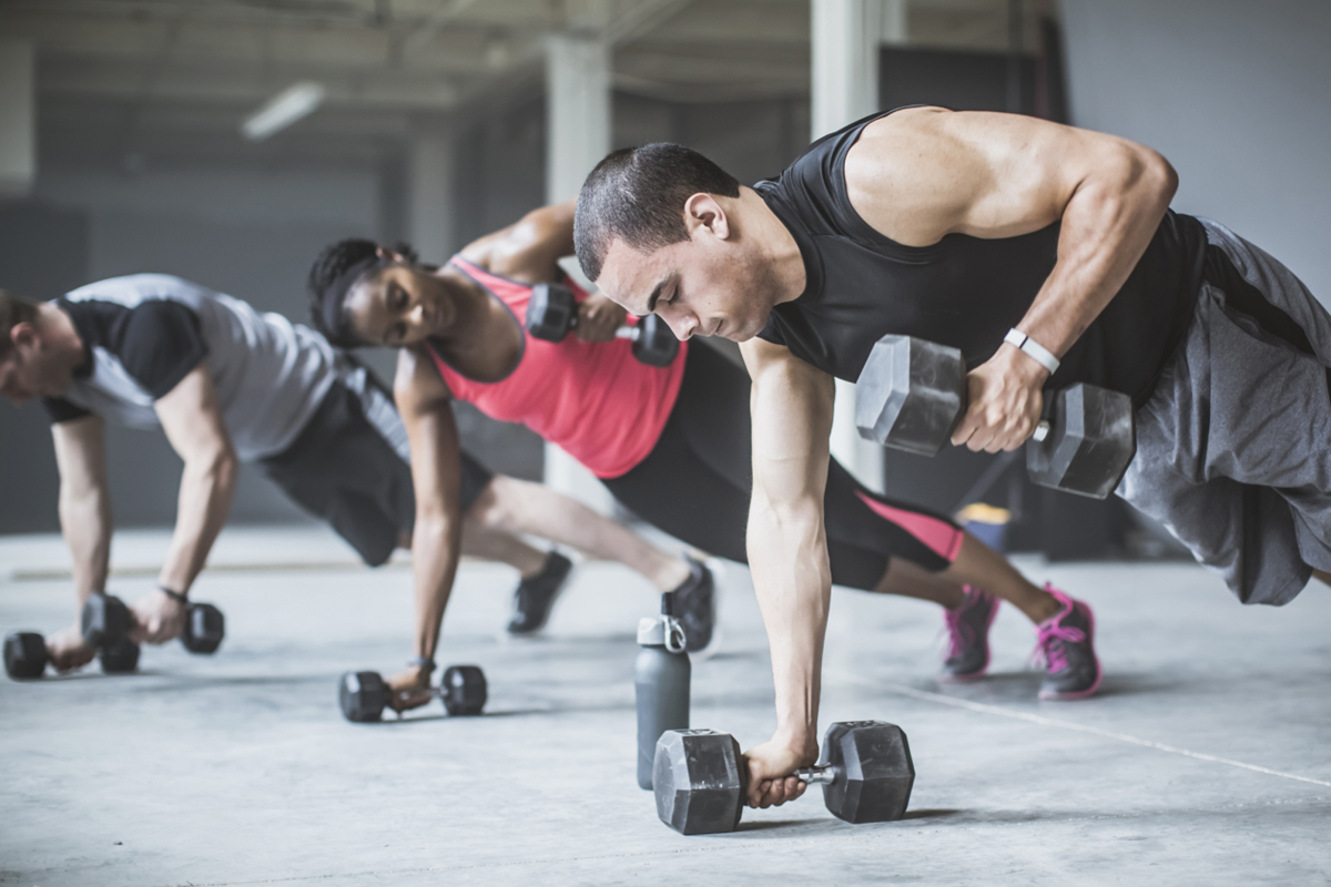 Whats The Best Exercise For Building Muscle Eat Run