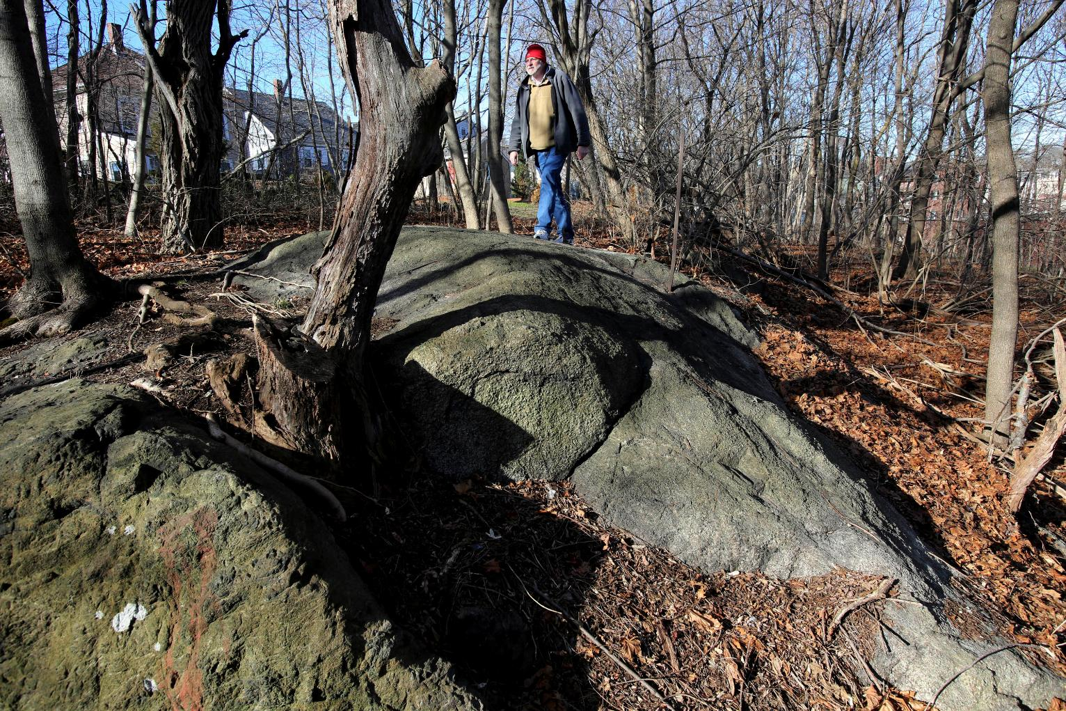 Researchers Confirm Site Of Hangings For Salem Witch