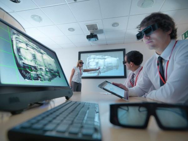 Virtual Reality Engineering Schools
