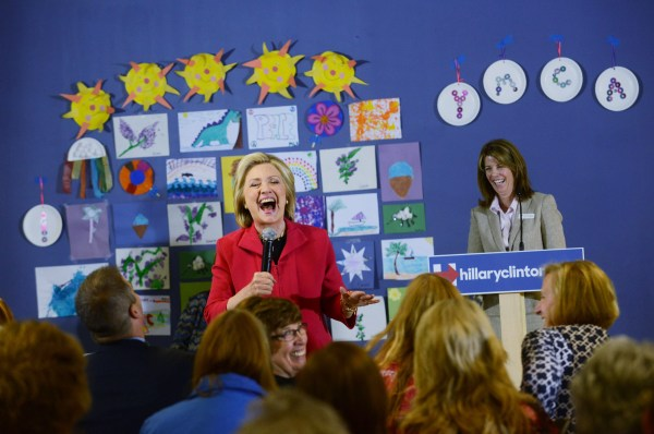 Hillary Clinton And Democratic Divide Education