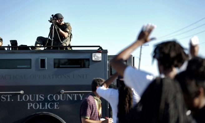 A Death in Ferguson
