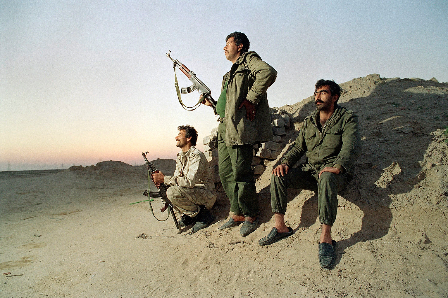 The Lessons Of The First Gulf War Still Linger 25 Years On