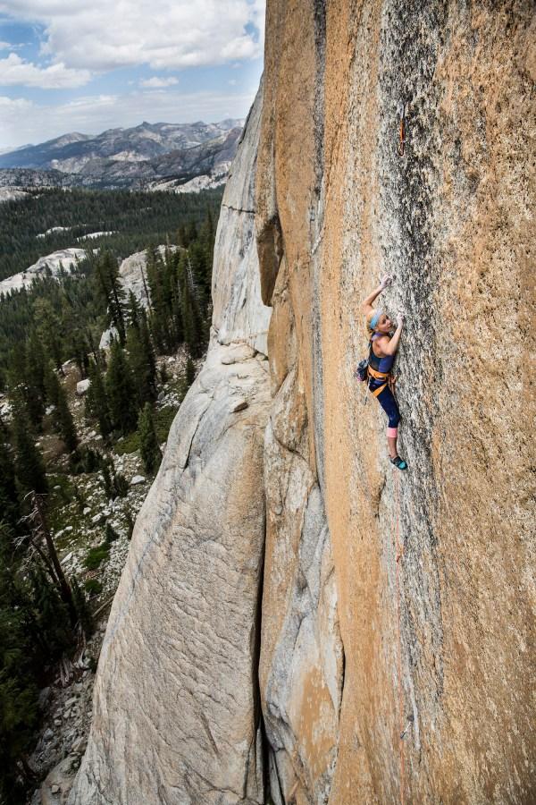 Rock Climbing Yosemite National Park