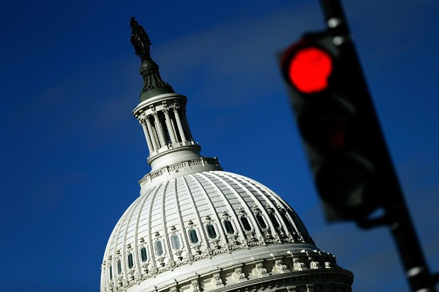 """Members of Congress will not be """"arrested"""" Friday by truck drivers converging on Washington, D.C."""