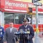 【紐約市街頭突發槍擊案 兩蒙面男狂射40槍10多人受傷】