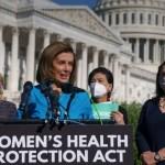 【美众议院通过《保证妇女堕胎权》法案】
