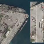 【美核潛艇「康涅狄格」號首張衛星照片公佈】