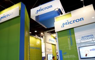 Credit Suisse says buy Micron shares because they're 'extremely cheap' 3