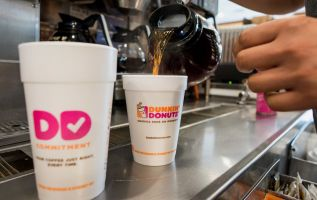 Dunkin' shares hit all-time high as Coke's deal stokes takeover talk 2