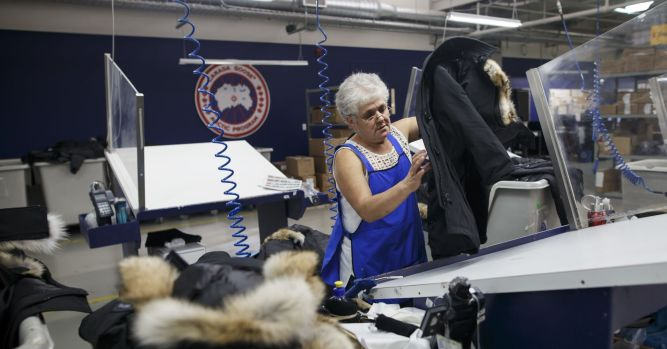 Canada Goose is best of the bunch in recovering retail sector 2