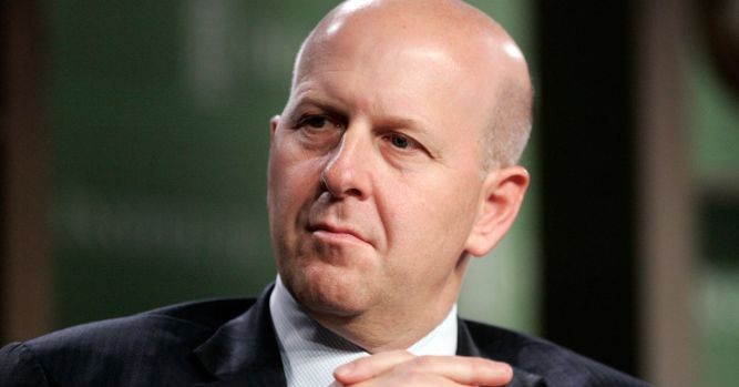 Goldman CEO Solomon says part of October's market sell-off driven by programmatic trading 8