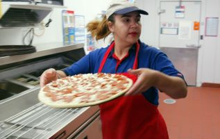 Domino's reports third quarter earnings 2018 2