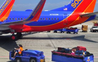 Southwest shares tumble 9 percent after warning on higher costs 3