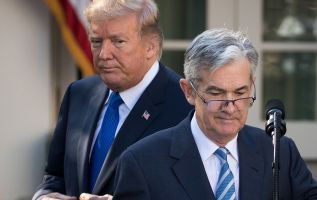 Trump says Fed is his 'biggest threat' because it is raising rates too fast 2