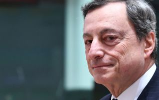 ECB's Draghi speaks after central bank leaves rates unchanged 1