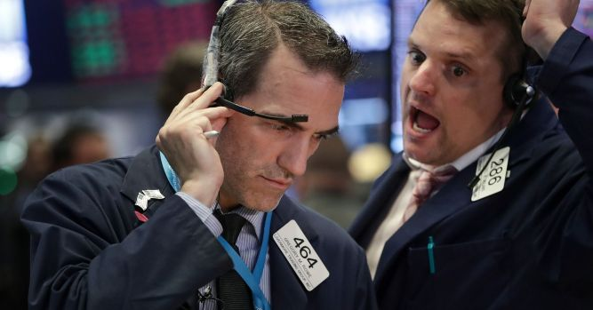 Market is rallying but 'we're not out of the woods yet,' says trader 4